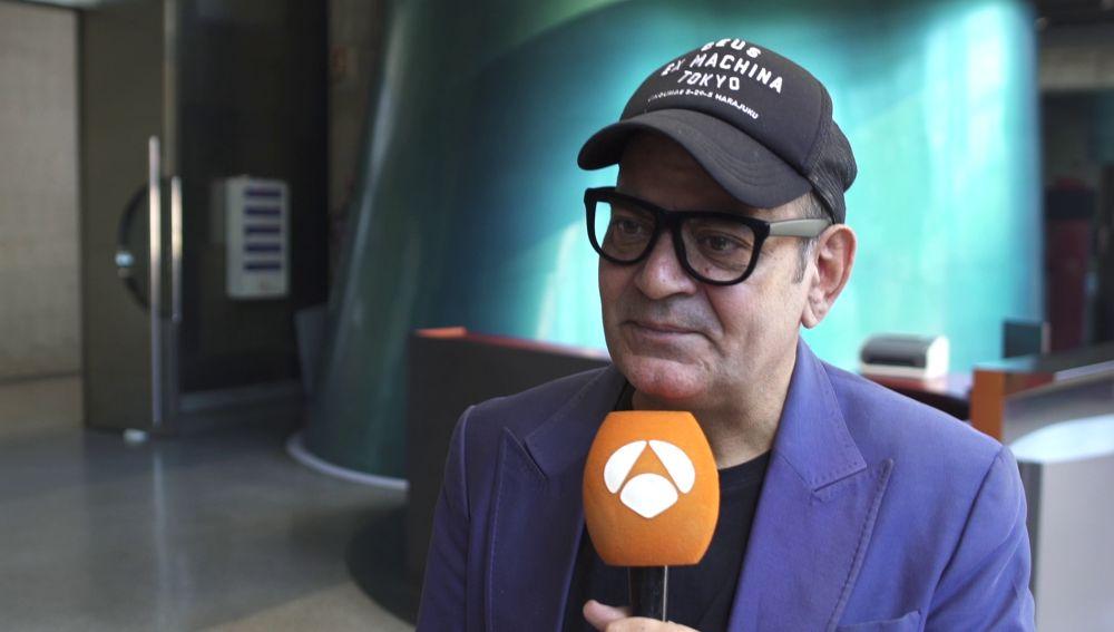"""José Corbacho para su imitación de 'La casa azul': """"Quiero ser un profeta del amor"""""""