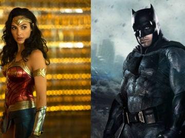 Wonder Woman ahora quiere ser Batman
