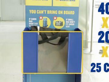 Ryanair empieza a cobrar este jueves por el equipaje de mano: estas son las tarifas de su nueva política