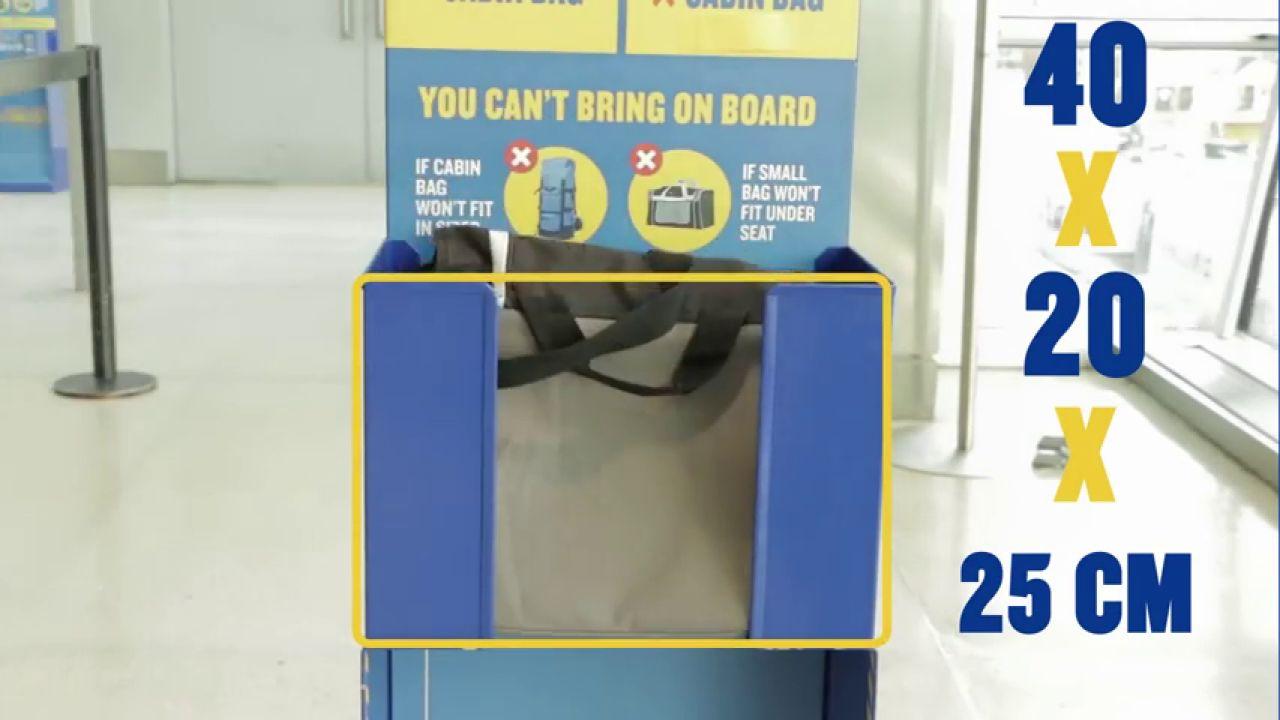 zapatos de temperamento variedades anchas compre los más vendidos Ryanair empieza a cobrar este jueves por el equipaje de mano: estas son las  tarifas de su nueva política