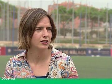 """Se retira Alhambra Nievas, la mejor árbitra de rugby del mundo: """"No es cierto que me haya retirado por ser madre"""""""