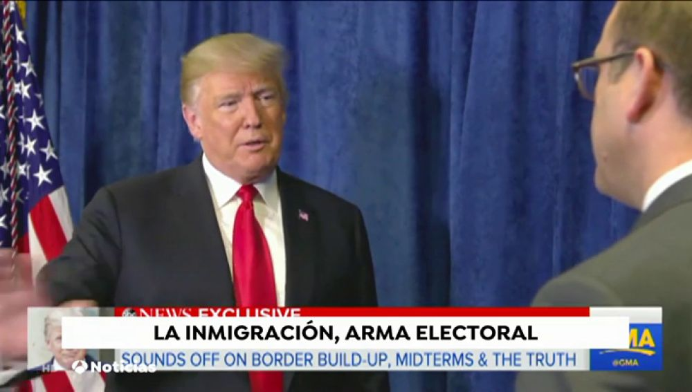 """""""Trump está haciendo que América vuelva a ser segura"""", el vídeo racista de los republicanos"""