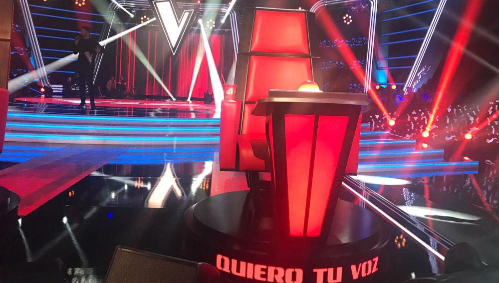 Descubre las primeras imágenes de 'la Voz' en Antena 3