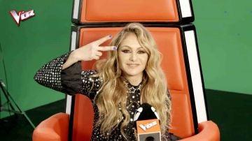 Así se rodó la espectacular promo de 'La Voz' en Antena 3