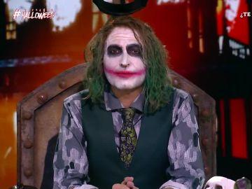 Frank Blanco en el Especial de Halloween de 'Zapeando'