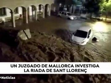 Un juzgado abre una investigación para saber qué pudo provocar la ola que arrasó Sant Llorenç