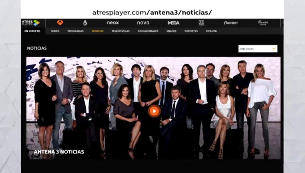 Antena 3 Noticias suma cuatro meses de liderazgo absoluto y obtiene su mejor resultado desde 2010