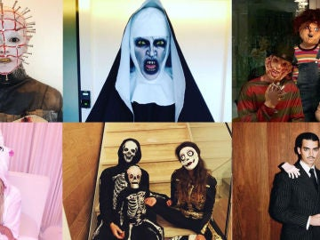 Los mejores disfraces de los famosos en Halloween 2018