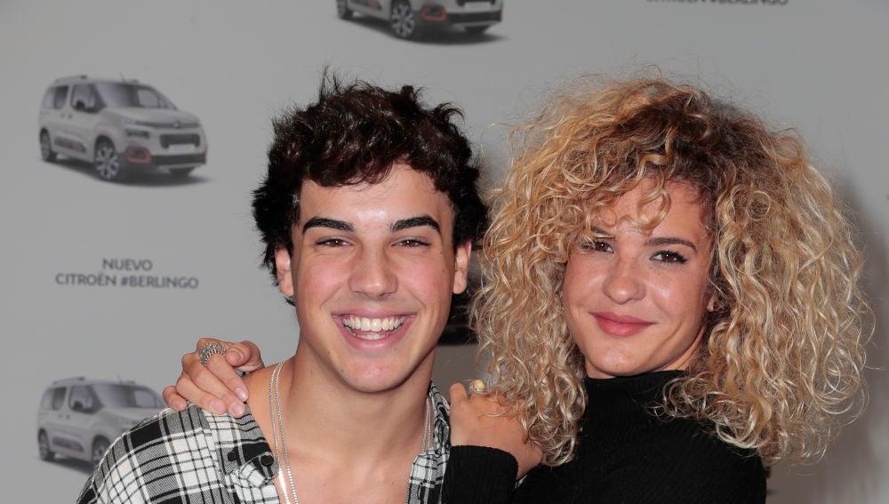 Óscar y Sheila Casas