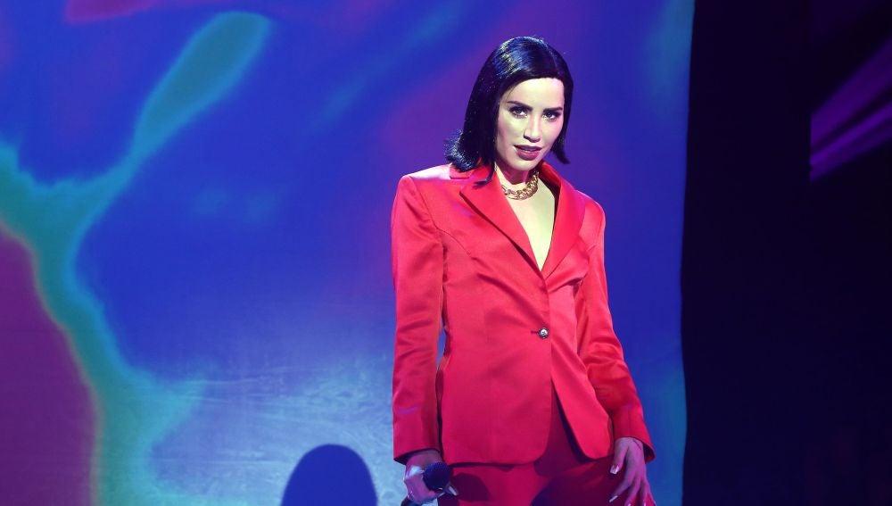 Soraya Arnelas nos regala 'One kiss' en su espectacular actuación como Dua Lipa
