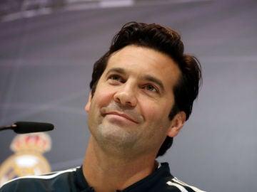 """Deportes Antena 3 (02-11-18) Solari: """"¿Mi futuro? No me lo planteo, sólo veo el partido siguiente"""""""