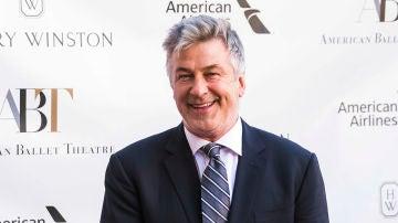 El actor Alec Baldwin
