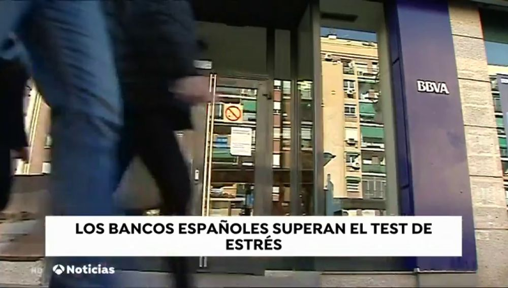 El Santander, el banco español más solvente según los tests de estrés de la banca
