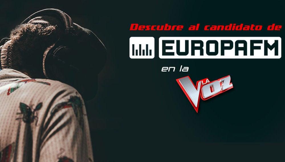 Los oyentes de Europa FM dan el pase a 'La Voz' al aspirante que interpreta el tema de Ed Sheeran