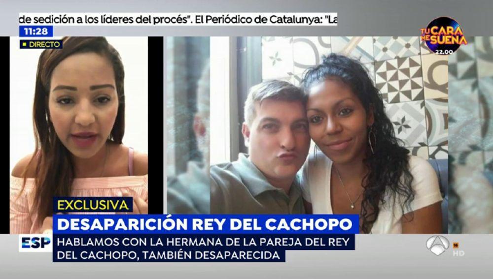 """EXCLUSIVA: Hermana de la mujer del 'rey del cachopo': """"La Policía nos ocultó información del cadáver, pero los medios sí la tenían"""""""