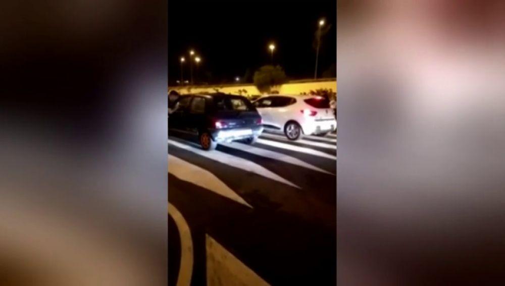 Aumentan las carreras ilegales en Telde, Gran Canaria, la Policía Local ha denunciado 10 casos en los últimos dos meses