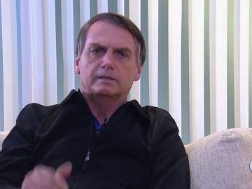 Bolsonaro anuncia que trasladará a Jerusalén la Embajada de Brasil en Israel