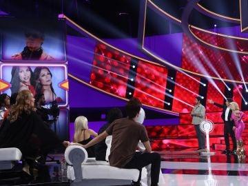 Bibiana Fernández acompañará a Anabel Alonso en su imitación de Azúcar Moreno en la séptima gala de 'Tu cara me suena'