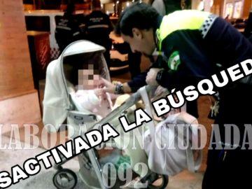 Detenido un hombre en Sevilla que abandonó a su bebé de 14 meses en un bar