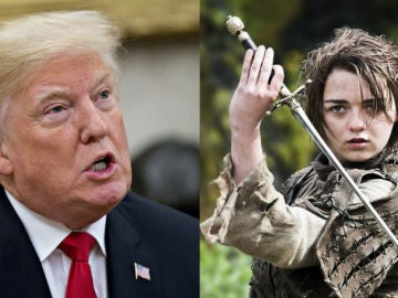 Polémica Donald Trump con 'Juego de Tronos'