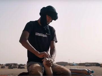 Imagen de 'El loco del desierto'