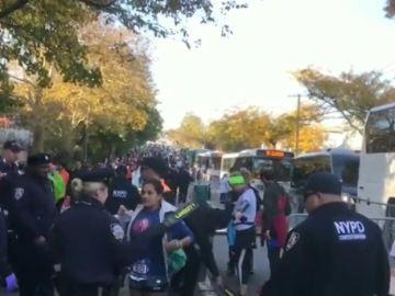 Grandes medidas de seguridad en Nueva York por la maratón que reúne a 50.000 corredores