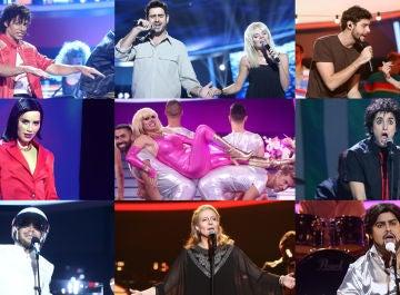 ¡Vota por la mejor actuación de la sexta gala de la séptima edición de 'Tu cara me suena'!
