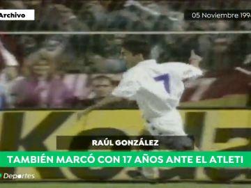 Raúl, Ronaldo, Cristiano, Robinho... la comparación de los inicios de otras figuras del fútbol con Vinicius
