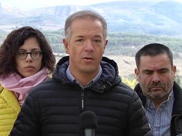 """Ander Gil acusa al PP, Ciudadanos y Vox de """"avivar conflictos"""" por la convocatoria de la manifestación en Alsasua"""