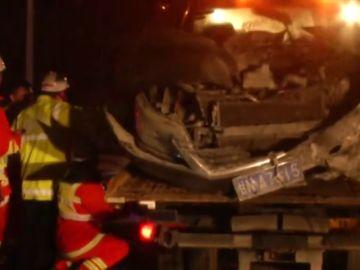 Al menos 15 muertos y 44 heridos después de que un camión perdiese el control en una autopista en China