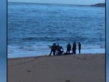 Diecisiete personas pierden la vida en un intento de llegar a la península