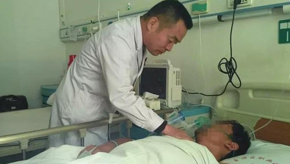 Foto del paciente