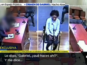 Declaración de la asesina confesa Ana Julia Quezada.