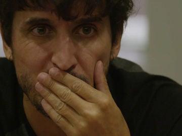 """Rubén: """"Tengo miedo de que Lara encuentre en Javi lo que yo no le estoy dando"""""""