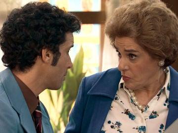 Benigna desvela a Ignacio la razón por la que no se pueden fiar de Silvia