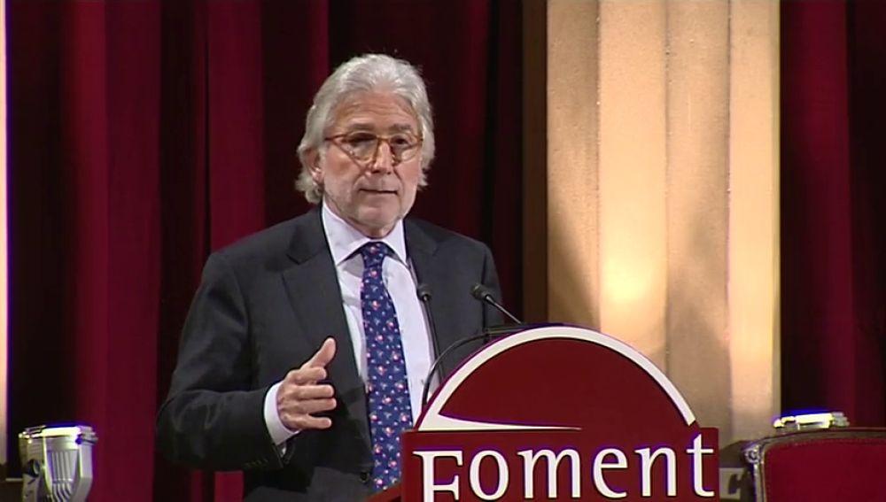 Josep Sánchez Llibre es el nuevo presidente de 'Foment del Treball'