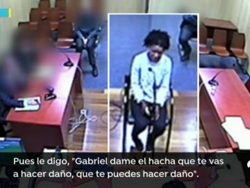 """VÍDEO: Así confesó Ana Julia el crimen de Gabriel: """"Le puse la mano en la boca para que no me insultara y cuando la quité no respiraba"""""""