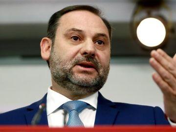 El secretario de Organización y ministro de Fomento, José Luís Abalos