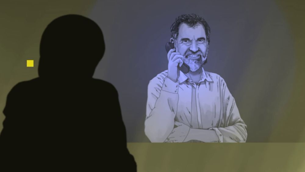 """Cuixart asegura que no aceptará un indulto:  """"Solo contemplo la absolución y sobreseimiento de la causa"""""""