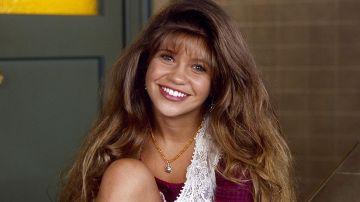 Danielle Fishel como Topanga en 'Yo y el mundo'