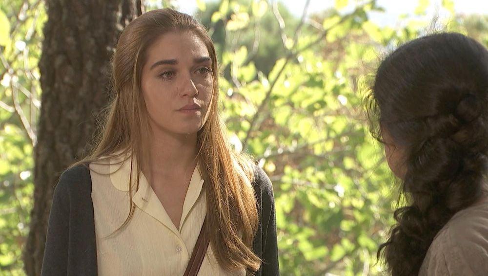 """Julieta ayuda a una mujer desconocida: """"No quiero que sufra mi pena"""""""