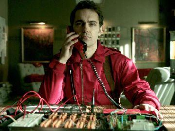 Pedro Alonso como Berlin en 'La Casa de Papel'