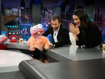 Trancas y Barrancas someten a Rosalía al cuestionario más temible de la televisión