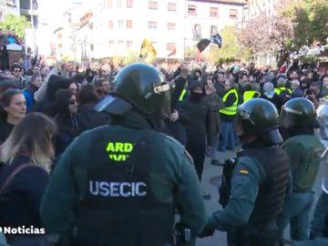 Continúa la polémica por el acto político organizado por Ciudadanos en Alsasua