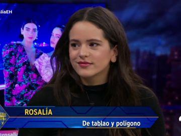 Esta noche recibimos en 'El Hormiguero 3.0' a la artista que está revolucionando el panorama musical, la cantante Rosalía