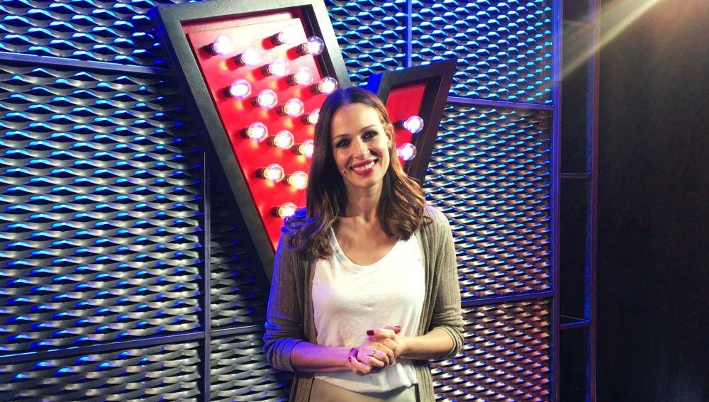 "Eva González, a Juanra Bonet: ""Este va a ser tu sitio en 'La Voz Kids'"""