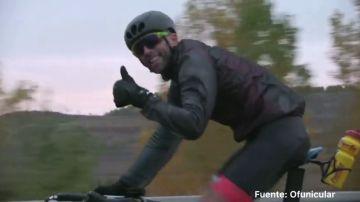 La historia de superación de José Antonio: 72 horas en bicicleta por el Día Mundial de la Diabetes