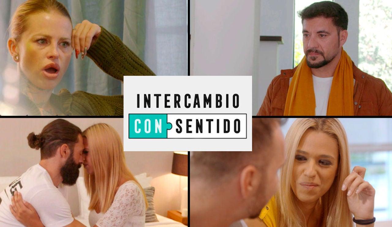 Los momentazos del quinto programa de 'Intercambio consentido'