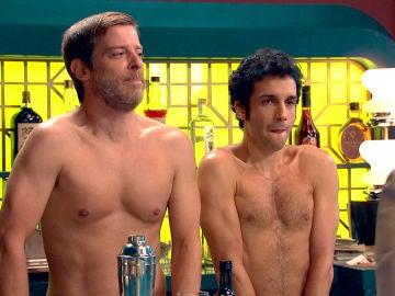 La desesperada decisión de Marcelino e Ignacio para evitar que María se desnude en su película