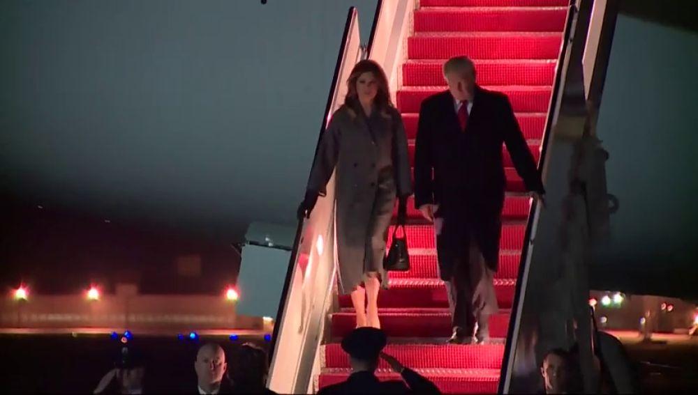 Melania Trump reclama que despidan a la número dos en de Seguridad Nacional del presidente